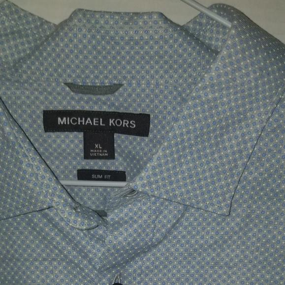 Michael Kors Other - Micheal kors dress shirt